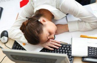 Брак всього 16 хвилин сну негативно впливає на працездатність