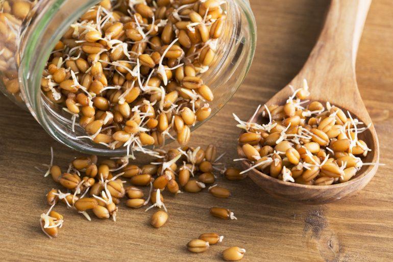 пшеница пророщенная для похудения