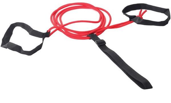 Еспандер лижника Plastep 3,6 м потрійна гумка